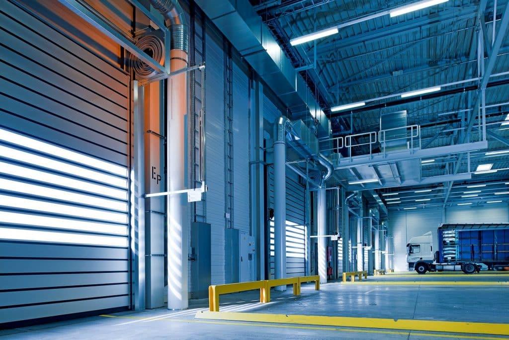 ניקיון מפעלים ומתחמי תעשייה