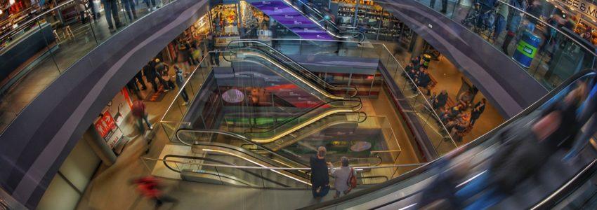 מרכז קניות