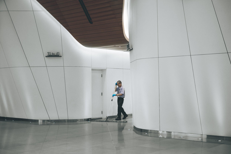 שירותי ניקיון לקניונים, משרדים ומרכזים מסחריים